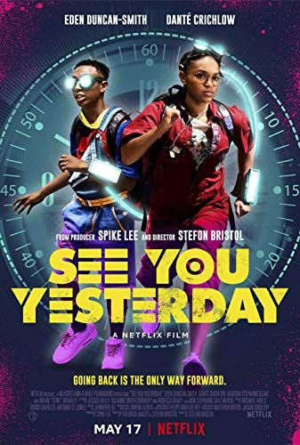 See You Yesterday online film