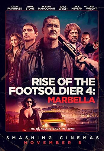 Rise of the Footsoldier: Marbella online film