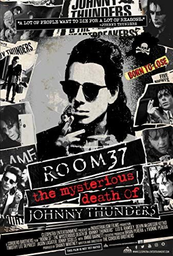Room 37: The Mysterious Death of Johnny Thunders online film
