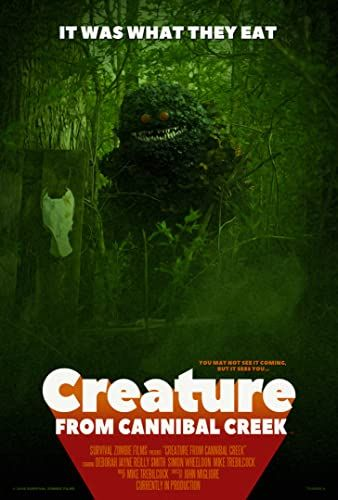 Creature from Cannibal Creek online film