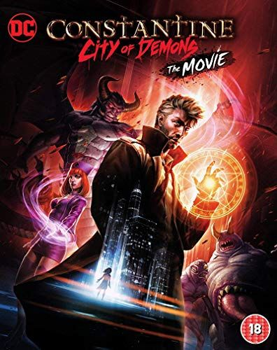 Constantine City of Demons: The Movie online film