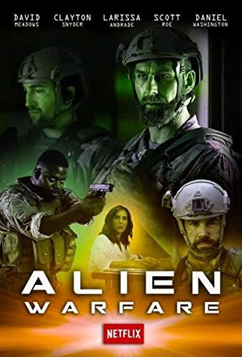 Alien Warfare online film