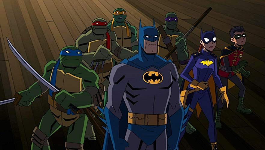 Batman vs. Teenage Mutant Ninja Turtles online film