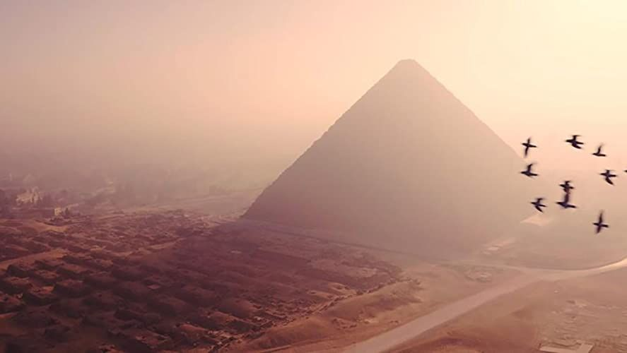 Mysterious Discoveries in the Great Pyramid online film