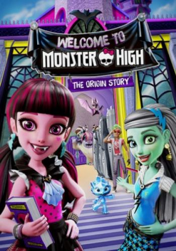 Üdvözöl a Monster High online film