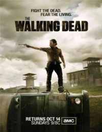 The Walking Dead - 3. évadonline film