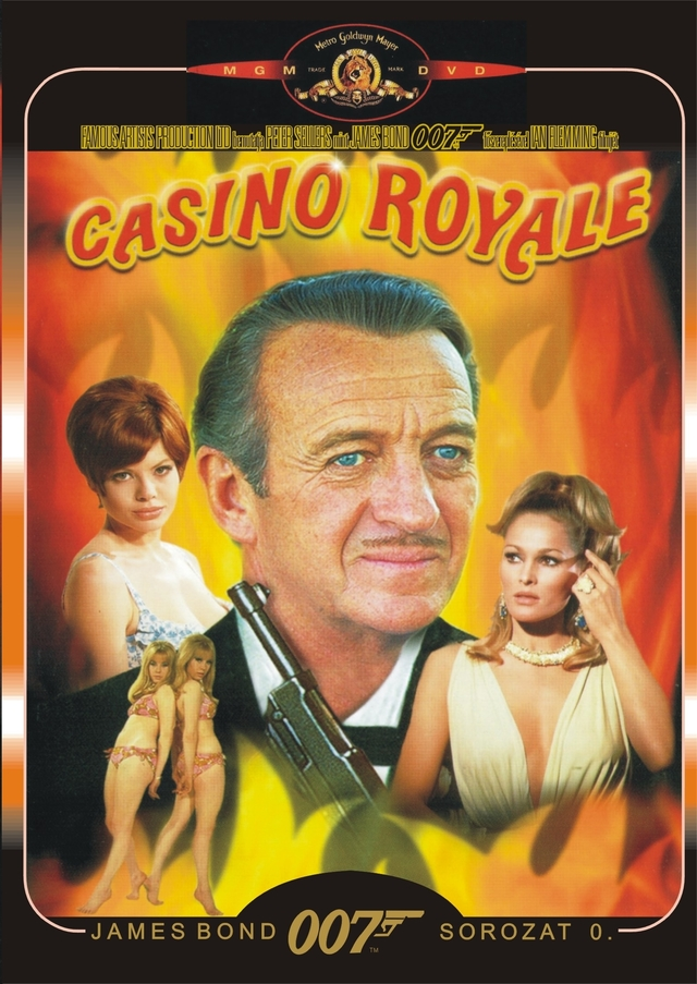 James Bond: Casino 007 online film