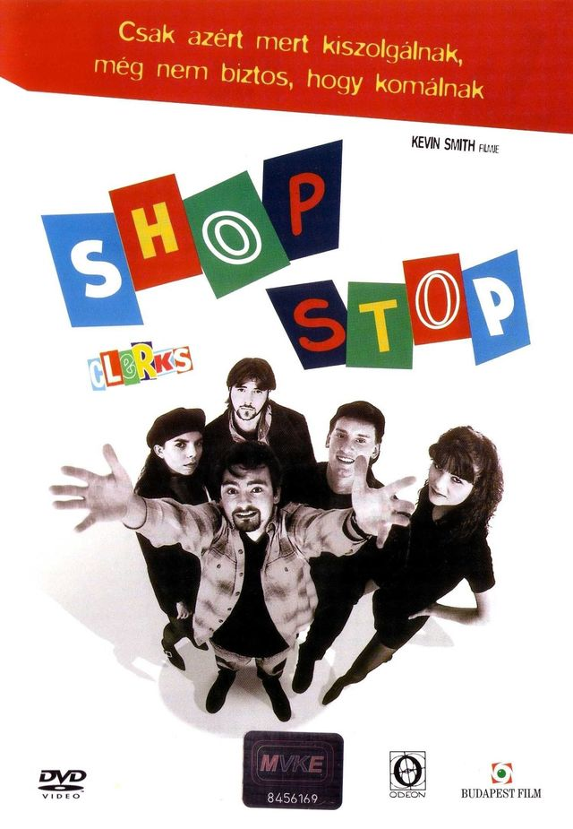 Shop-stop online film