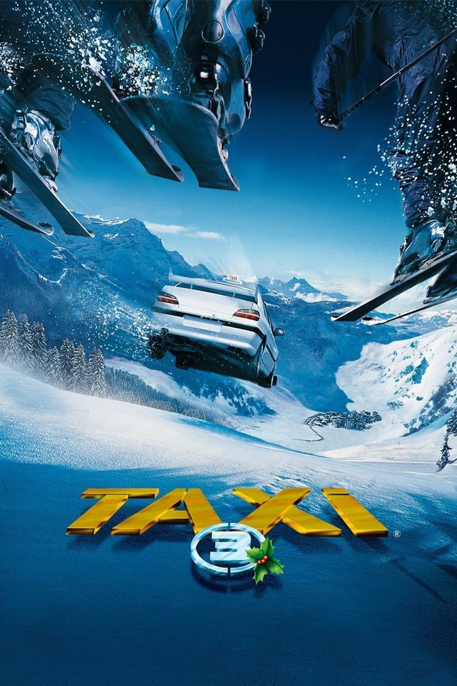 Taxi 3 online film