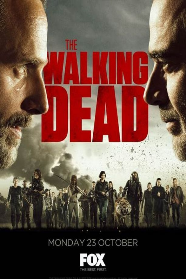 The Walking Dead - 8. évad online film