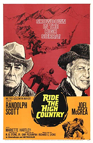 Ride the High Country online film