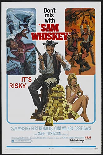 Sam Whiskey le dur online film
