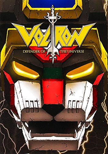 Voltron: Defender of the Universe - 1. évad