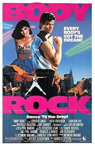 Body Rock online film