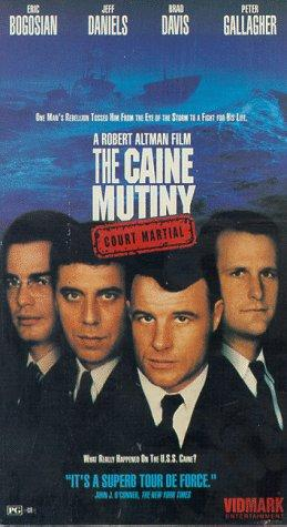 The Caine Mutiny Court-Martial online film