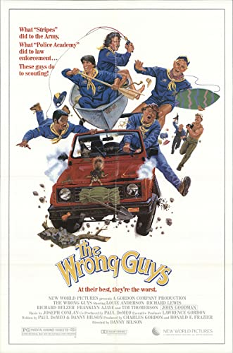 The Wrong Guys online film