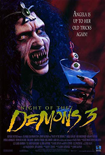 Night of the Demons III online film