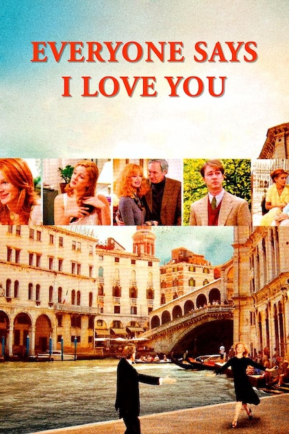 A varázsige: I love you online film