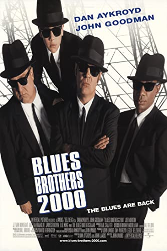 Blues Brothers 2000 online film