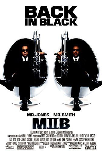 Men in Black - Sötét zsaruk 2. online film