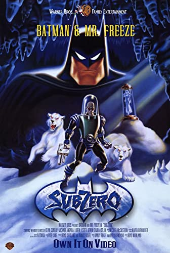 Batman & Mr. Freeze: SubZero online film