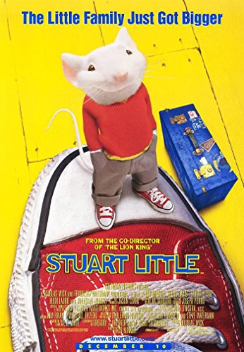 Stuart Little, kisegér