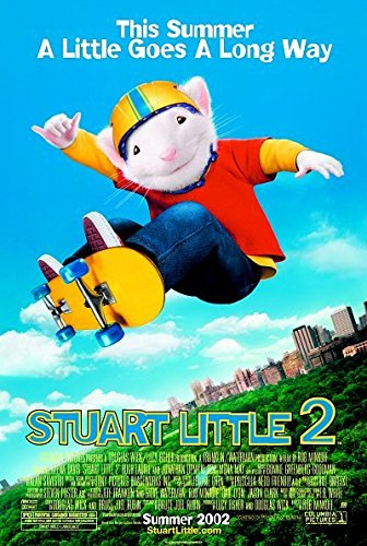 Stuart Little, kisegér 2