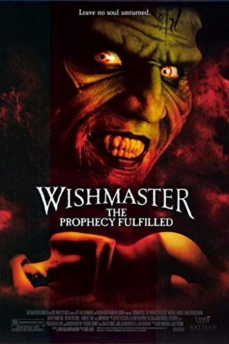 Wishmaster 4: The Prophecy Fulfilled online film