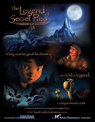 The Legend of Secret Pass online film