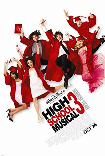 High School Musical 3: Végzősök online film