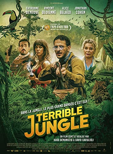 Welcome To The Jungle online film