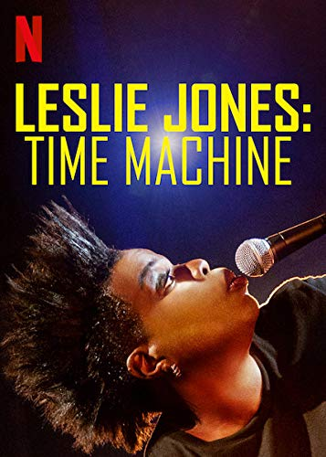 Leslie Jones: Time Machine - 1. évad online film
