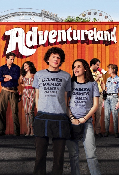 Adventureland - Kalandpark online film