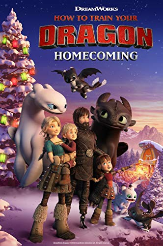 How to Train Your Dragon: Homecoming - 1. évad online film