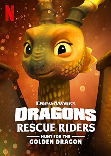 Dragons: Rescue Riders: Hunt for the Golden Dragon - 1. évad online film