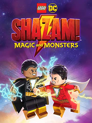 Lego DC: Shazam!: Magic and Monsters online film