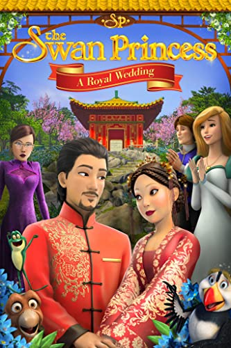 The Swan Princess: A Royal Wedding online film