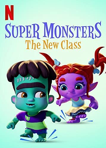 Super Monsters: The New Class online film
