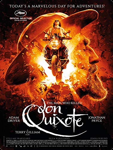 The Man Who Killed Don Quixote online film