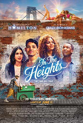 In the Heights - New York peremén online film