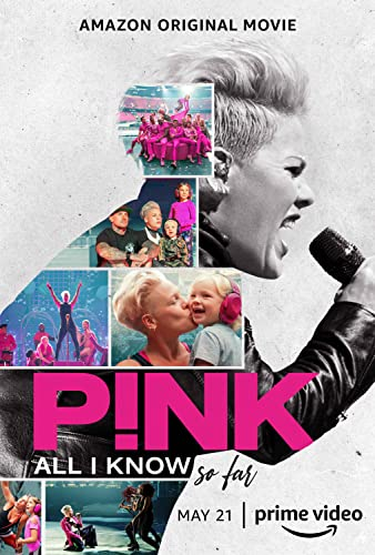 P!nk: All I Know So Far online film