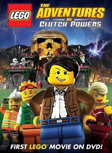 Lego: Clutch Powers kalandjai