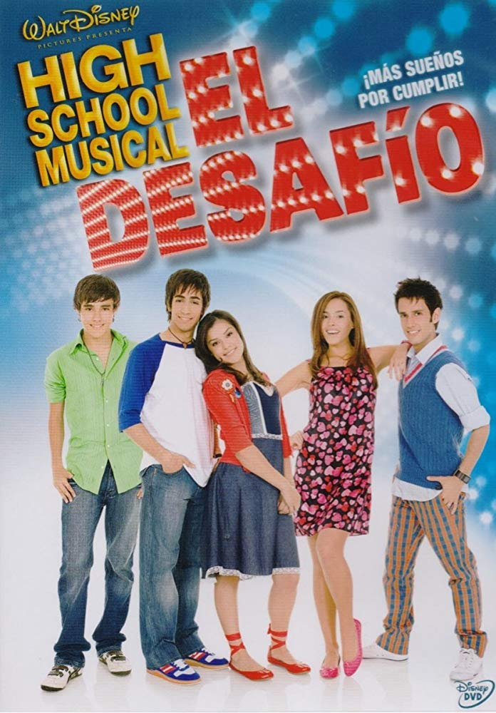 Viva High School Musical - Mexico online film