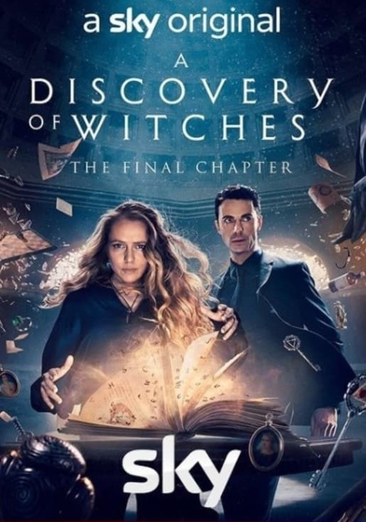 A Discovery of Witches - 1. évad online film