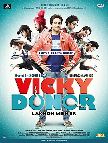 Vicky Donor online film