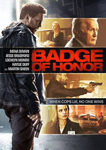 Badge of Honor - A becsület ára online film