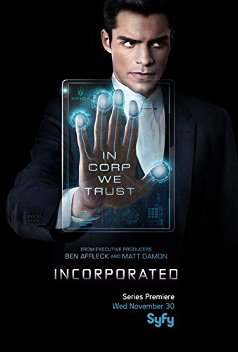 Incorporated - 1. évad online film