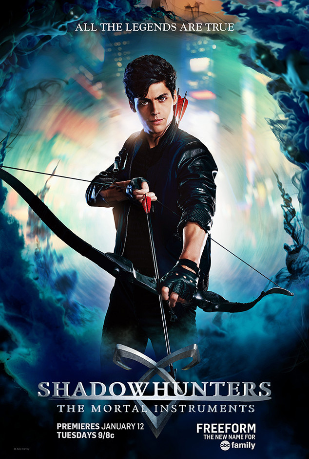 Shadowhunters: The Mortal Instruments - 1. évad online film