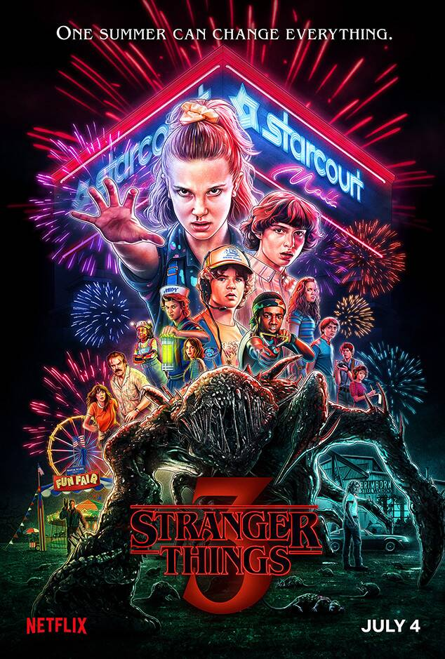 Stranger Things - 1. évad online film