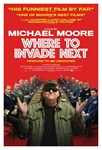 Where to Invade Next online film